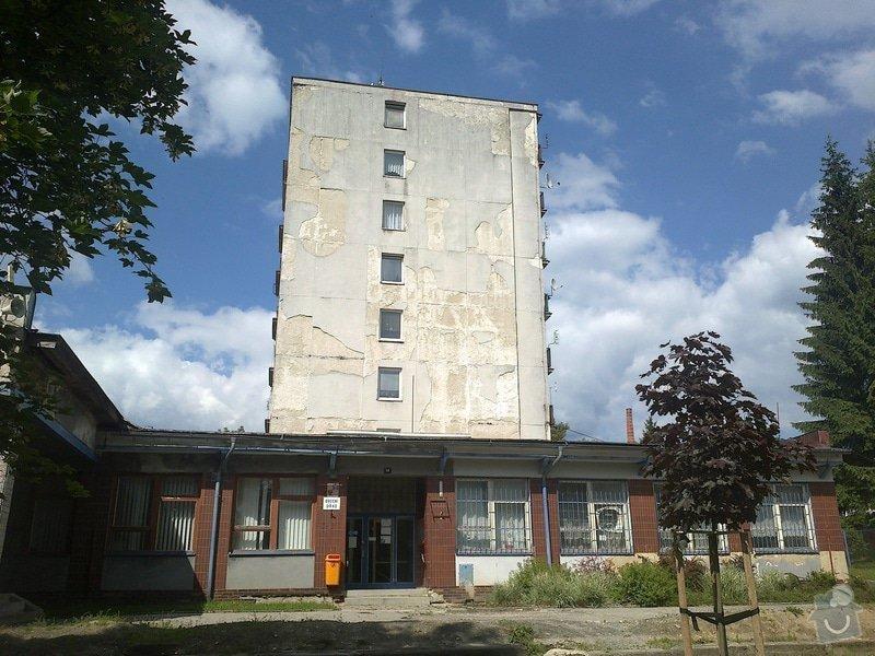 Zateplení části panelového domu: 01072014239