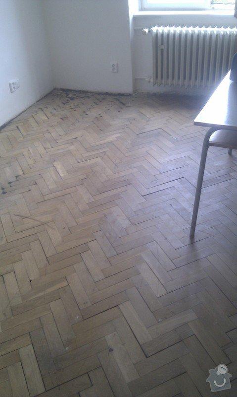 Vyřešit problém dřevěné podlahy lepené v asfaltu:32m2: LozniceIMAG2346