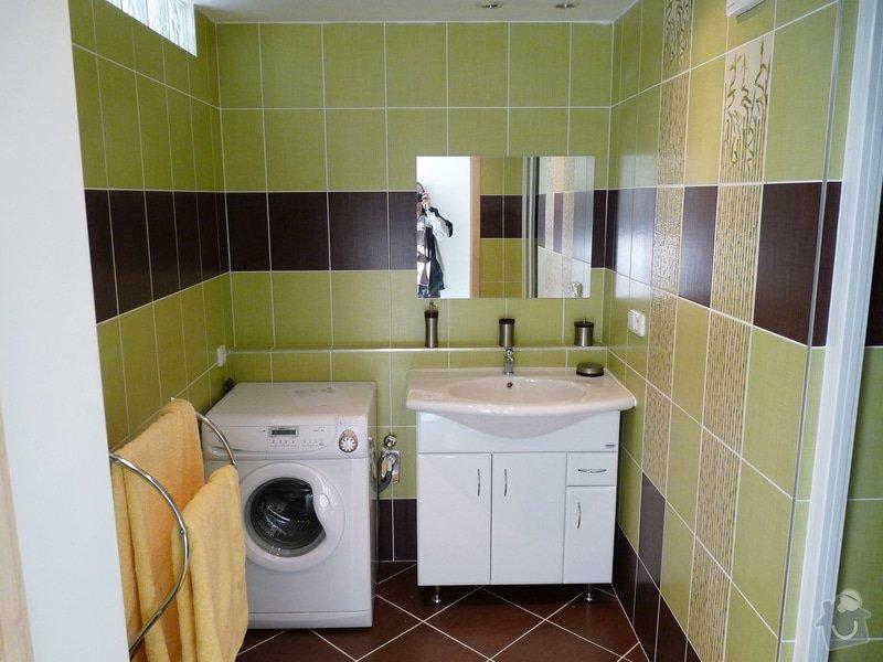 Úprava a výměna dveří , rekonstrukce koupelny : P1070273