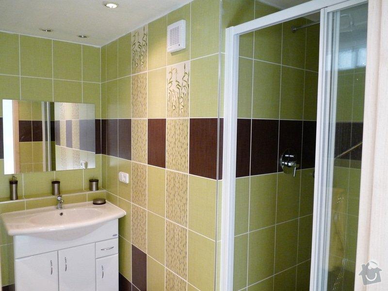 Úprava a výměna dveří , rekonstrukce koupelny : P1070275