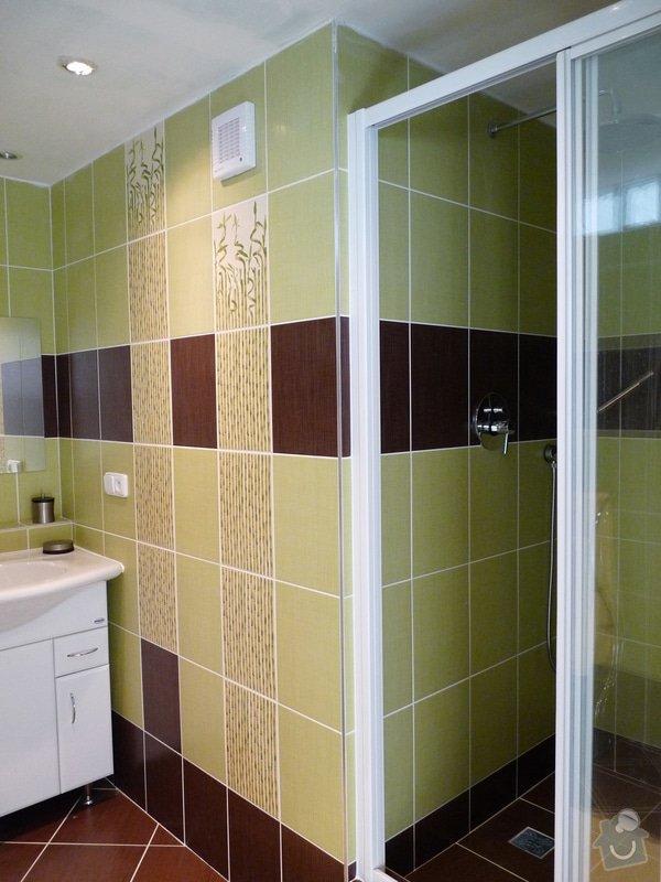 Úprava a výměna dveří , rekonstrukce koupelny : P1070276