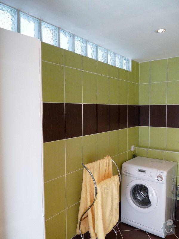 Úprava a výměna dveří , rekonstrukce koupelny : P1070277
