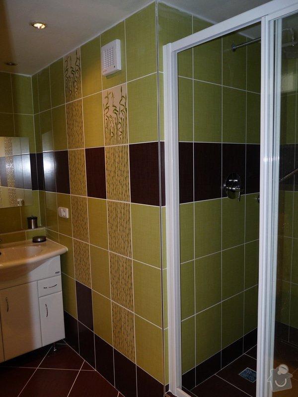 Úprava a výměna dveří , rekonstrukce koupelny : P1070281