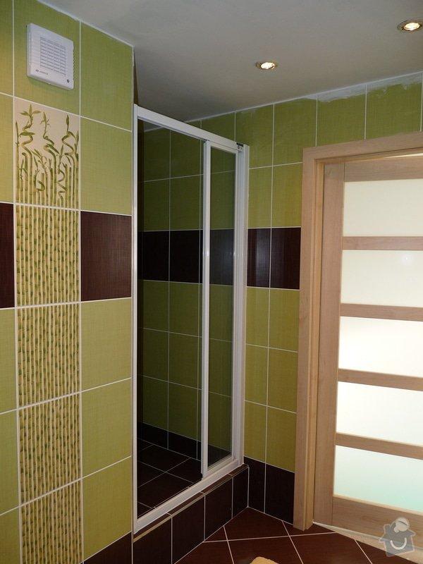 Úprava a výměna dveří , rekonstrukce koupelny : P1070285