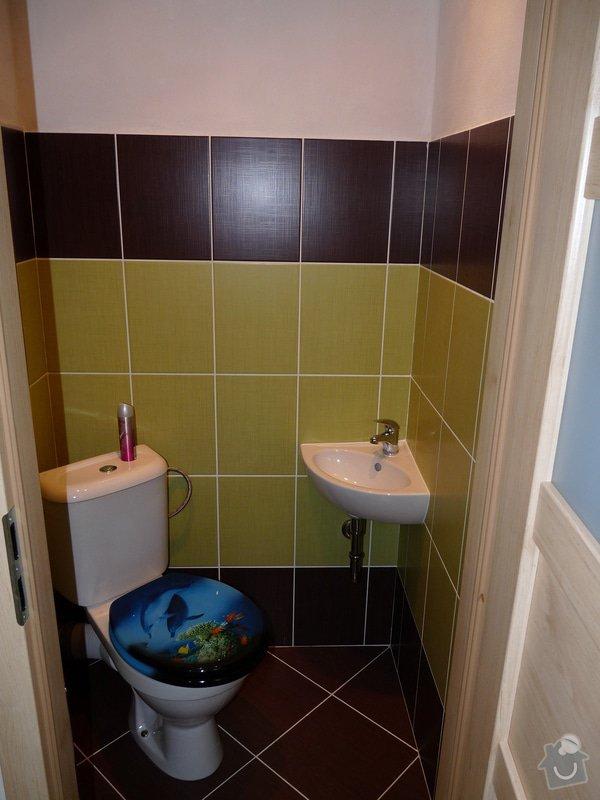 Úprava a výměna dveří , rekonstrukce koupelny : P1070289