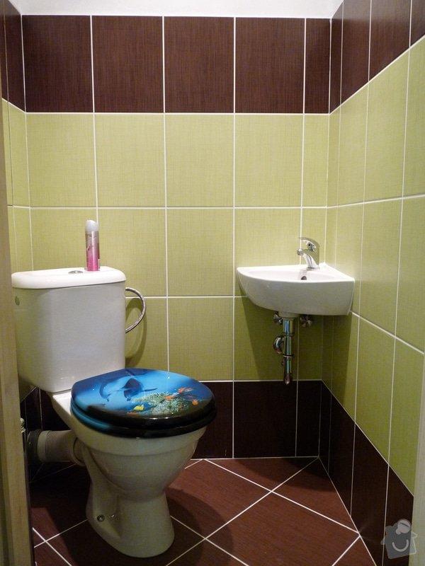 Úprava a výměna dveří , rekonstrukce koupelny : P1070291