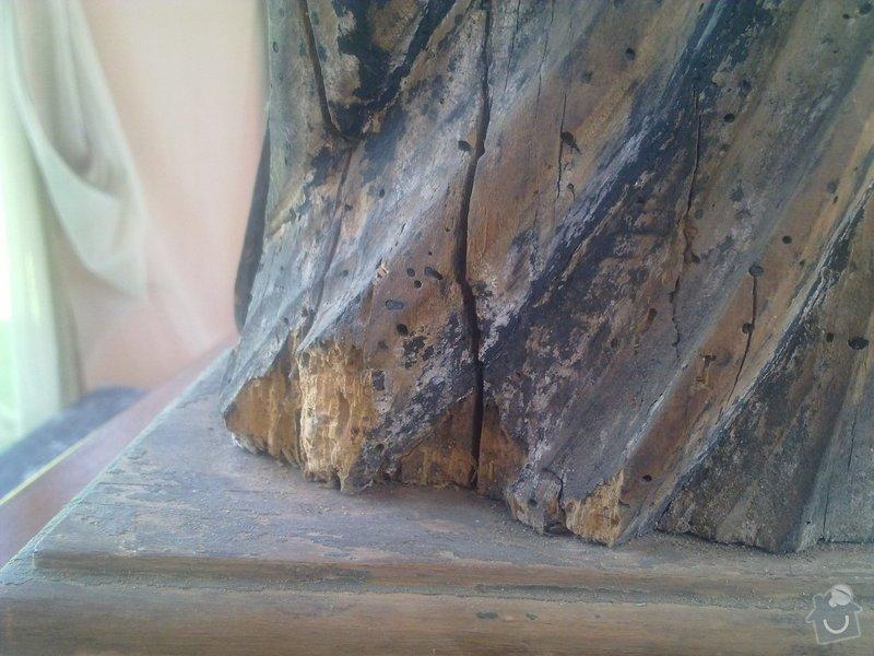 Restaurování sochy: 030720143753_1_