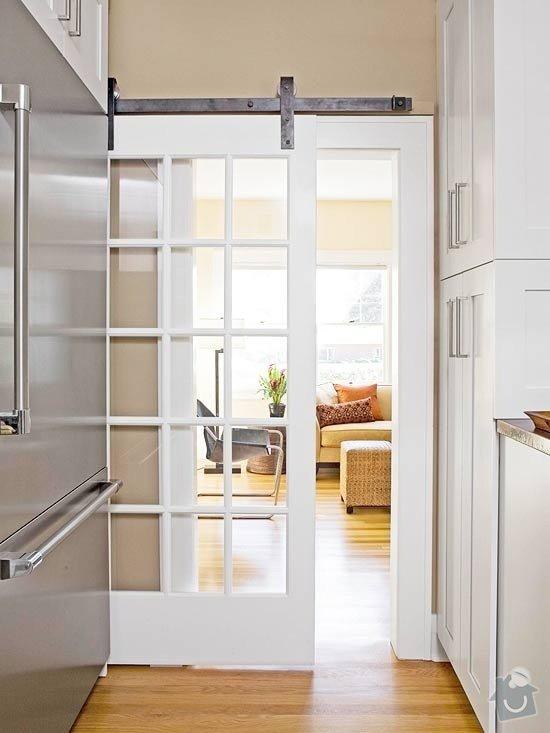 Dřevěné posuvné dveře do pouzdra : posuvne_dvere