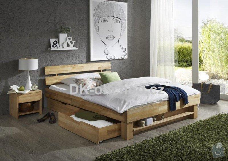Výroba postele: 29074-manzelska_postel_z_masivu_mikado_buk_cink_180x200_cm_cid3