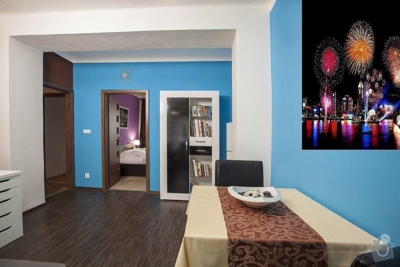 Položení lina a koberce v bytě 2+1: jihlavsk_i_08