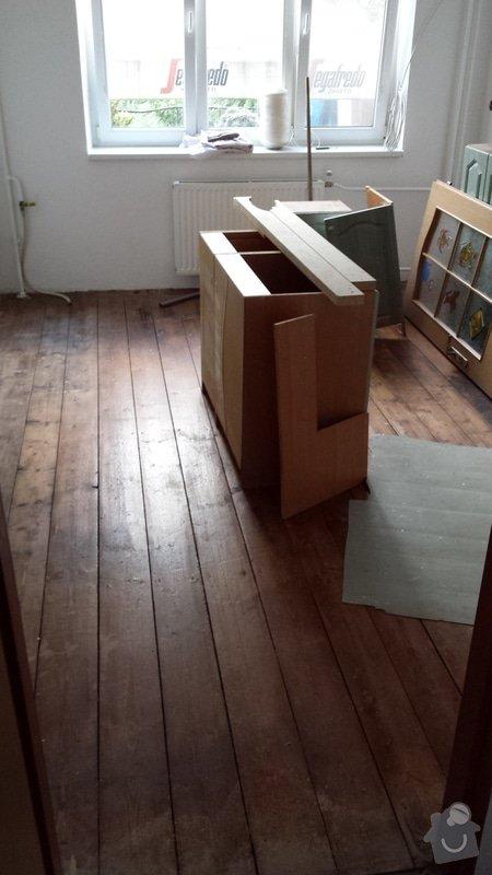 Oprava dřevných Podlah , Výroba zahradní pergoly: 20140620_192654