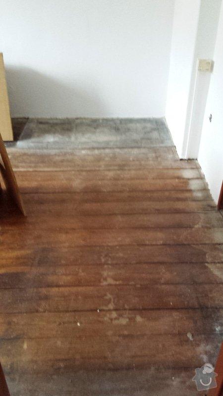 Oprava dřevných Podlah , Výroba zahradní pergoly: 20140620_192724