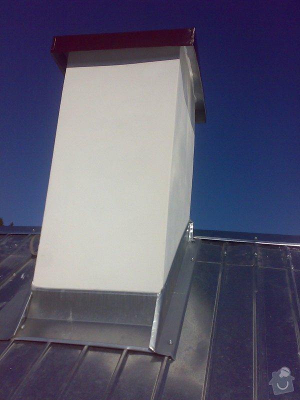 Rekonstrukce části střechy - červen / červenec 2014: 03072014324