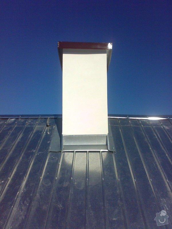 Rekonstrukce části střechy - červen / červenec 2014: 03072014325