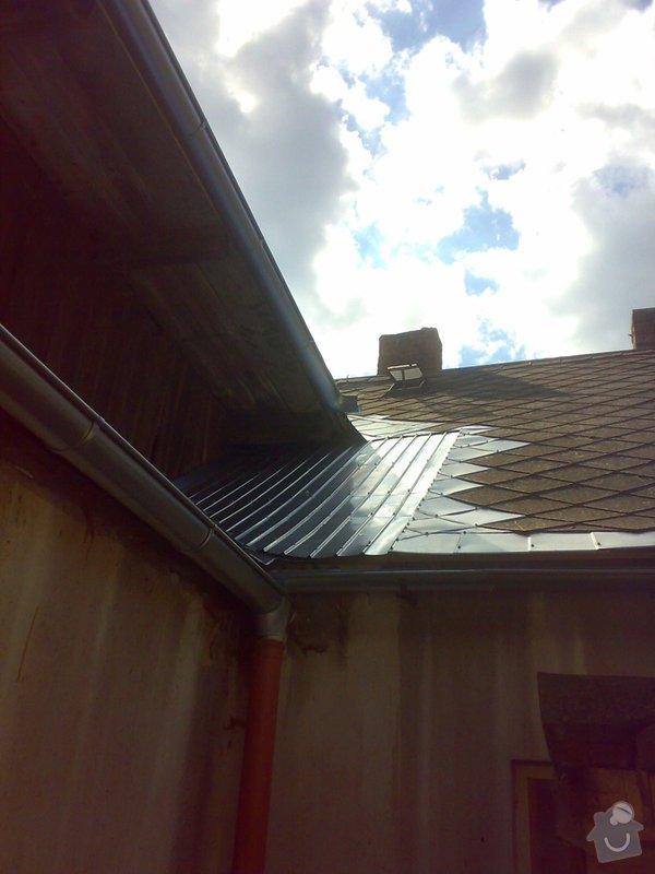 Rekonstrukce části střechy - červen / červenec 2014: 07072014327