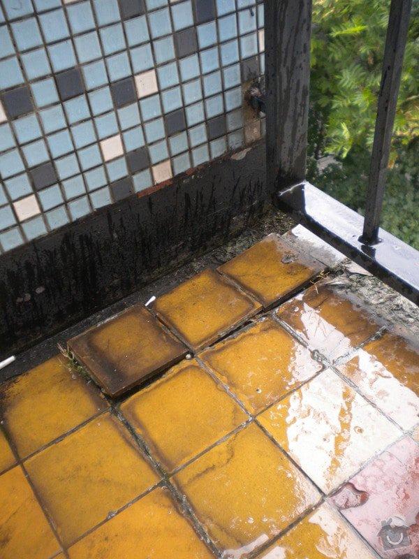 Rekonstrukce balkonů : DSCN4909