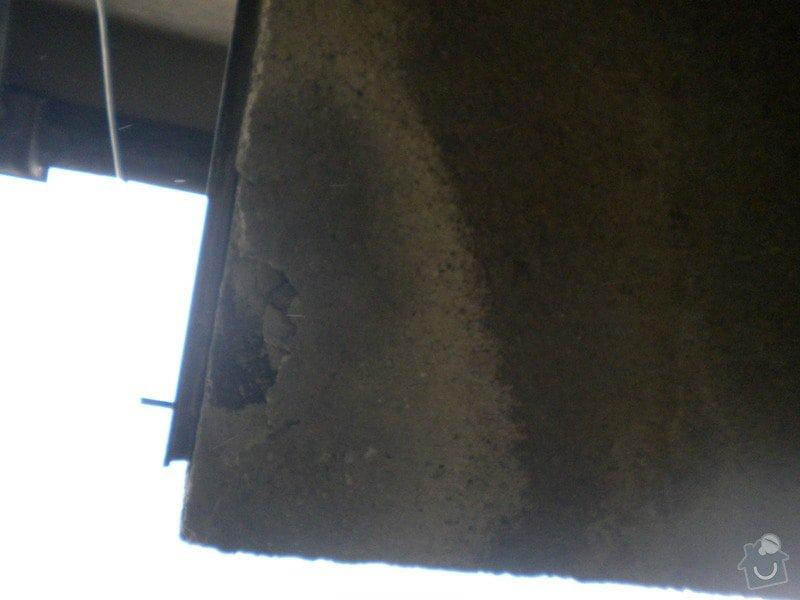 Rekonstrukce balkonů : DSCN4910