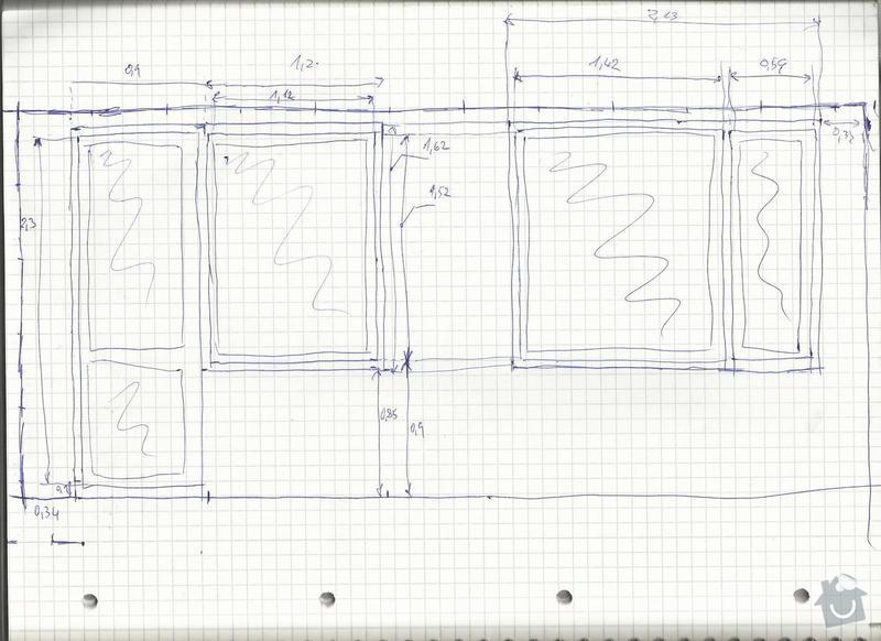 Výměna oken v panelovém bytě: Okna