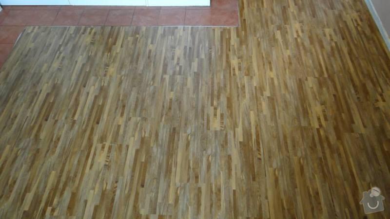 Pokládka vinylové podlahy Thermofix / Brno .: 10452345_666203366794548_7559045349761705531_n