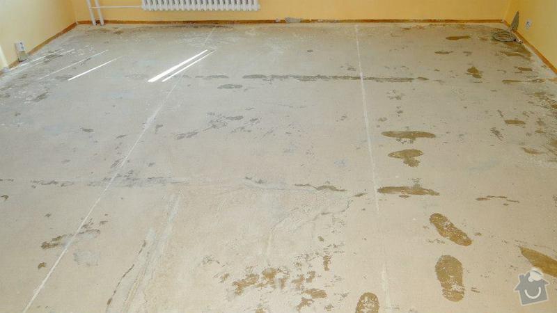 Pokládka vinylové podlahy Thermofix / Brno .: 10435870_666200753461476_5960653742158626534_n