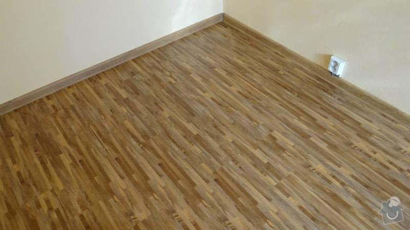 Pokládka vinylové podlahy Thermofix / Brno .: 10377072_666201013461450_1829335177522380655_n