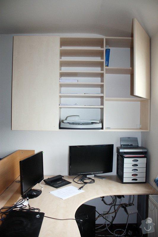 Výroba 2 skříní a desky konfer. stolku: IMG_2680