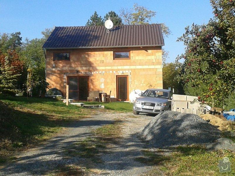 Montáž hromosvodu na rodinný dům Brno Bystrc: my_house