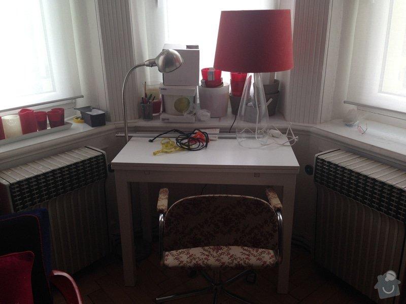 Pracovní stůl na míru: IMG_1571