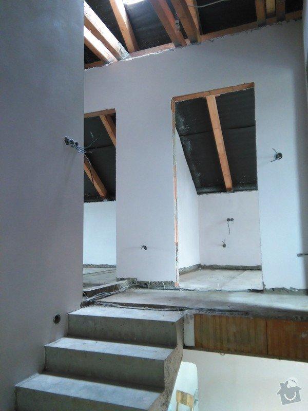 Zhotovení sádrokartonových podhledů v domě: IMG_20140709_153101