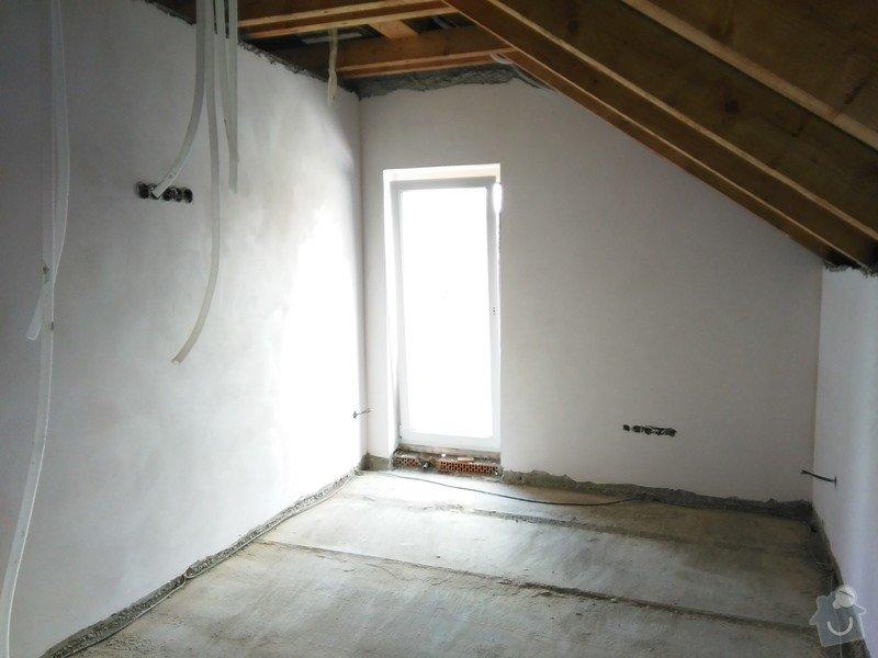Zhotovení sádrokartonových podhledů v domě: IMG_20140709_152938