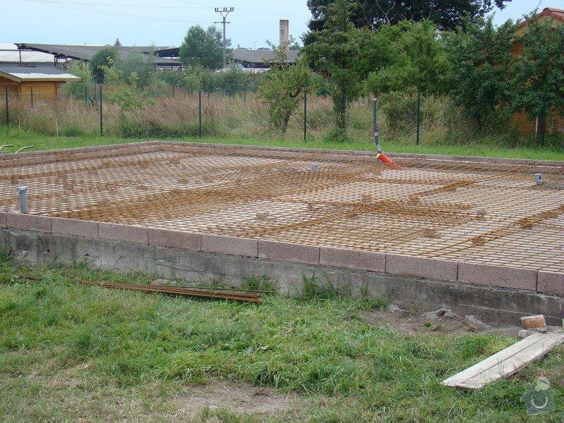 Novostavba rodinného domu: DSC00239