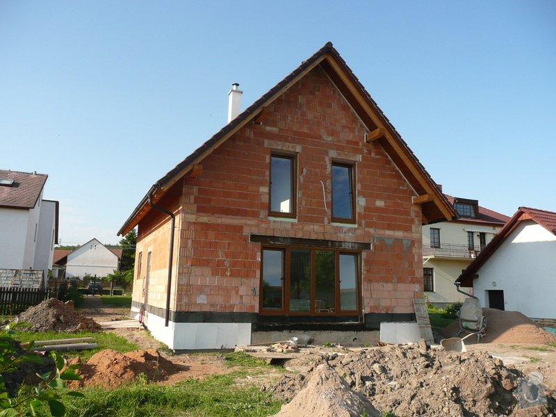 Novostavba rodinného domu: P1010726