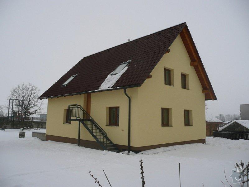 Novostavba rodinného domu: P1020922
