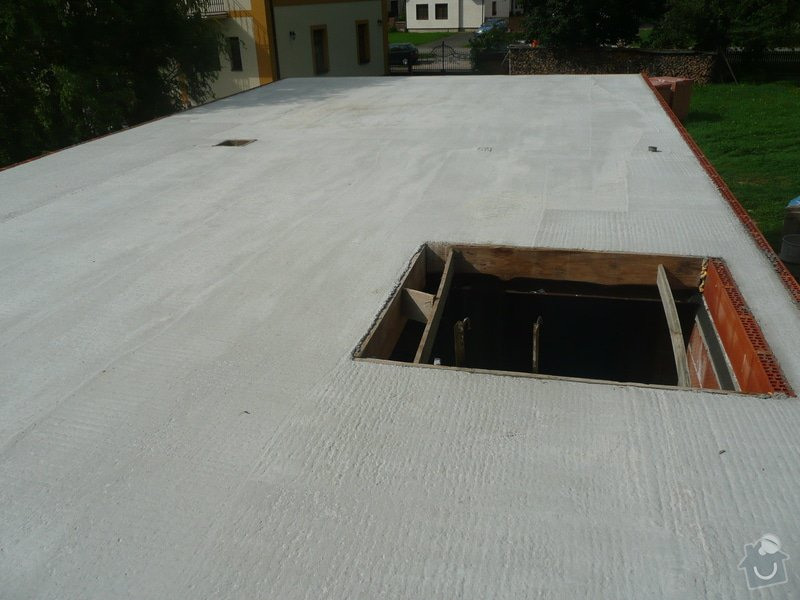 Novostavba garáže: P1040315