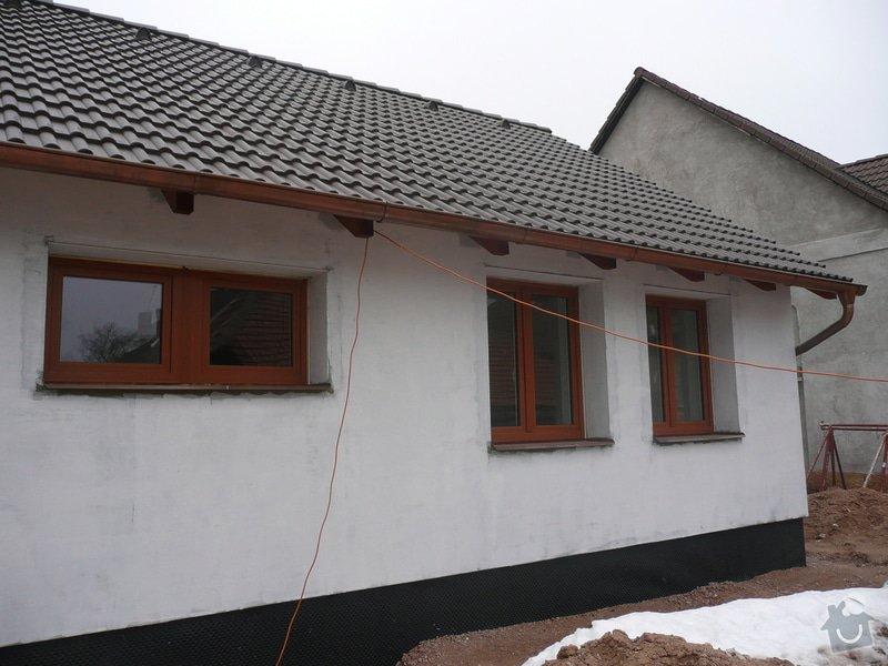 Novostavba rodinného domu: P1030084