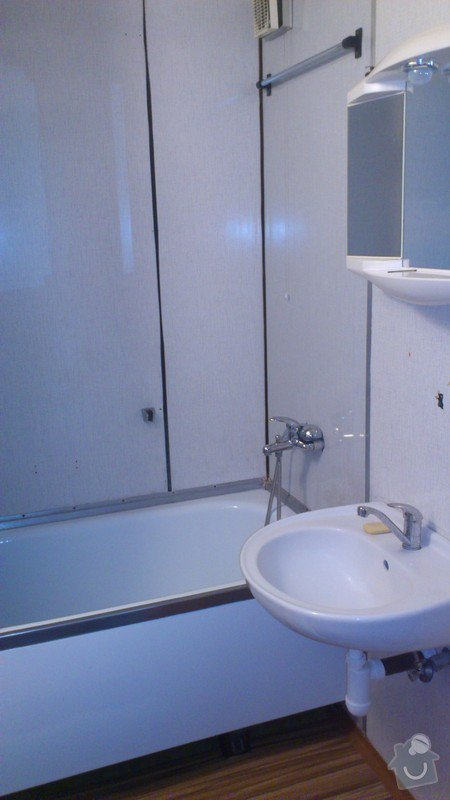 Rekonstrukce koupelny a WC: DSC_1156