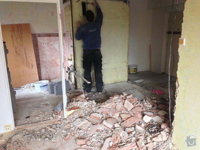Rekonstrukce bytu: IMG_1076