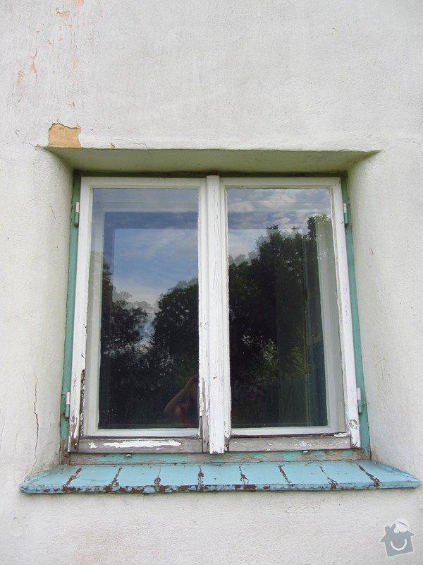 Výměna vnějších křídel oken: IMG_6876