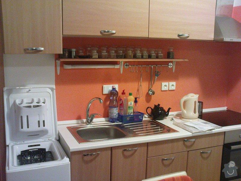 Instalace Myčky vestavné do stavajici kuch skrinky: DSC05423