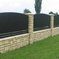 Demontaz stavajiciho plotu zajisteni odvozu suti postaveni no bez nazvu