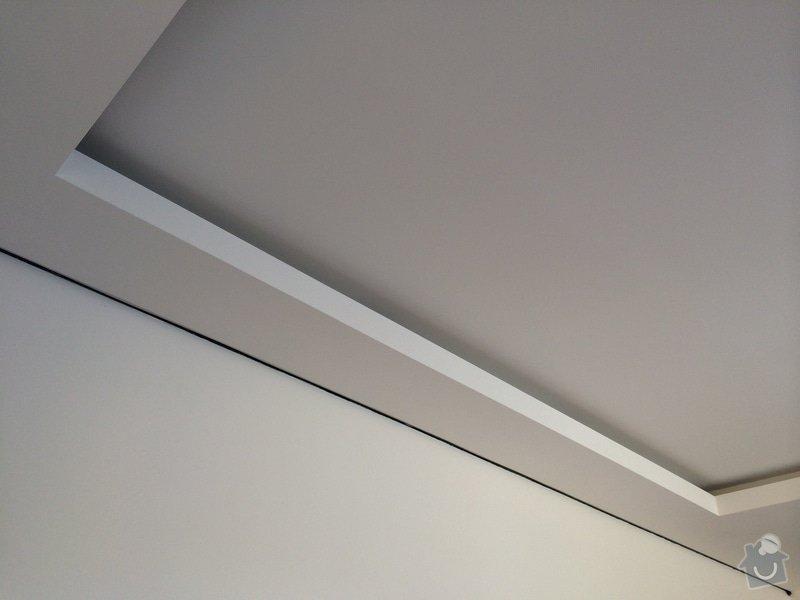 Dokončení rodinného domu: SDK_strop