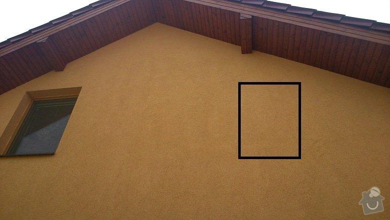 Úpravy RD - zrušení oken, vybourání nového, následná úprava fasády, zateplení, střechy, interiéru..: DSC_0178
