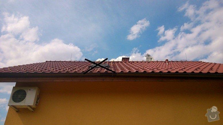 Úpravy RD - zrušení oken, vybourání nového, následná úprava fasády, zateplení, střechy, interiéru..: DSC_0179