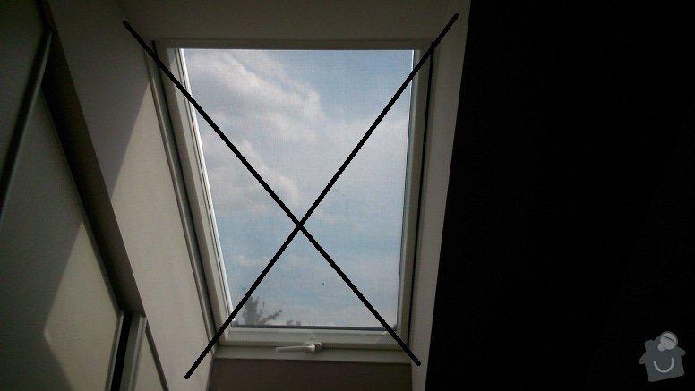 Úpravy RD - zrušení oken, vybourání nového, následná úprava fasády, zateplení, střechy, interiéru..: DSC_0180