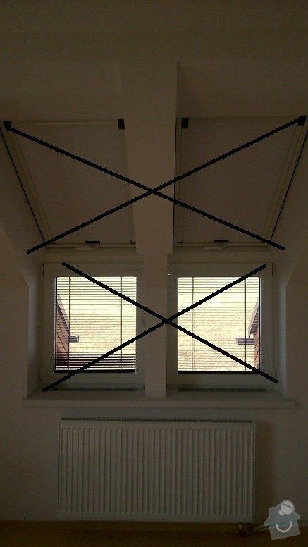 Úpravy RD - zrušení oken, vybourání nového, následná úprava fasády, zateplení, střechy, interiéru..: DSC_0181