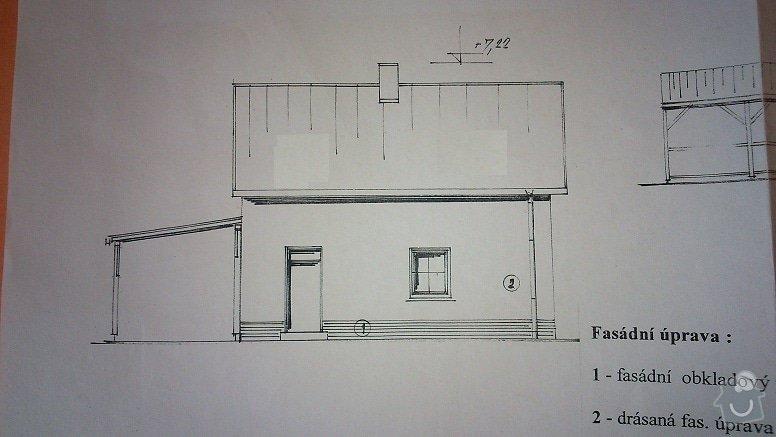 Úpravy RD - zrušení oken, vybourání nového, následná úprava fasády, zateplení, střechy, interiéru..: DSC_0184