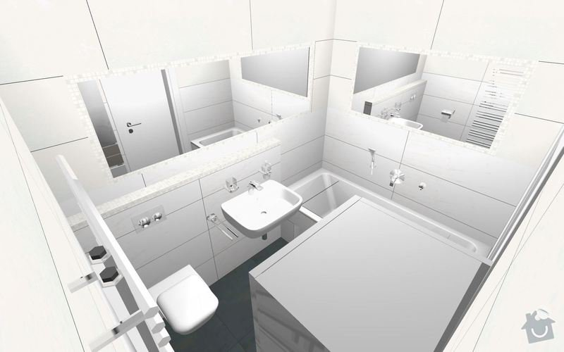Obložení koupelny: FilipovaAndrea-Varianta_3-01