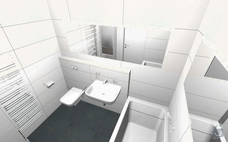 Obložení koupelny: FilipovaAndrea-Varianta_3-01_2