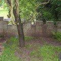 Oprava chodnicku schodiste zvyseni zidky betonovani zabradli  zvyseni zidky 2