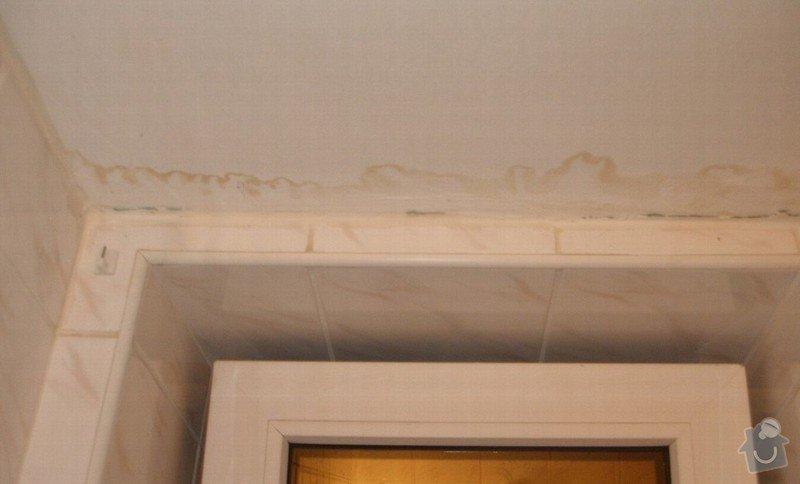 Rekonstrukce malé koupelny v RD - Ostrava: P1010002